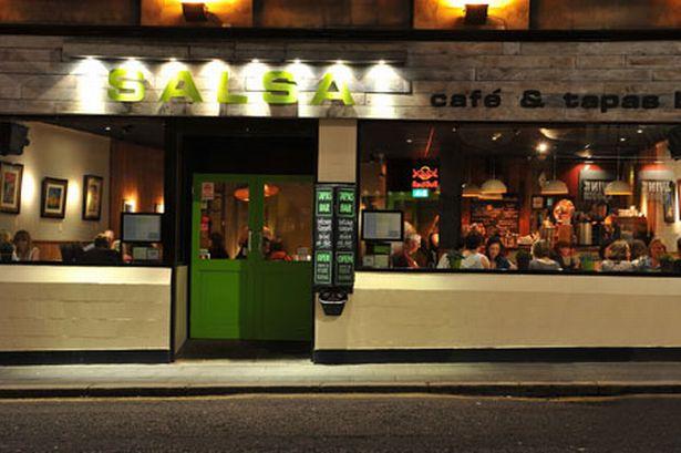 Restaurant Review of Salsa Cafe