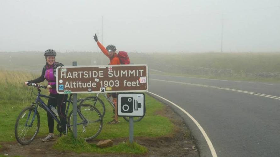 c2c hartside summit