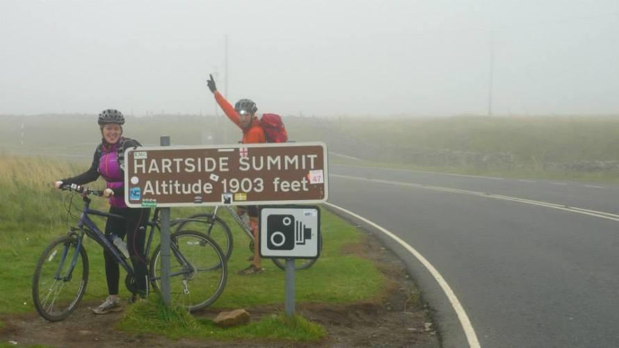 c2c hartside summit