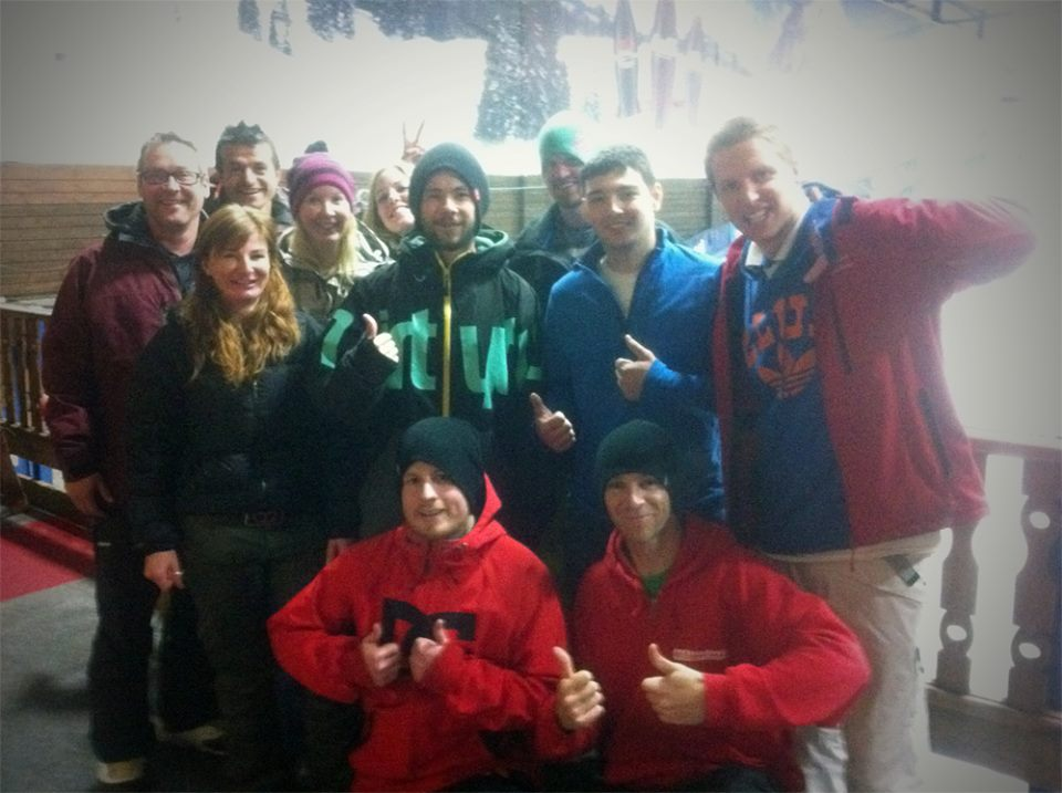 Snowboard Instructor Course
